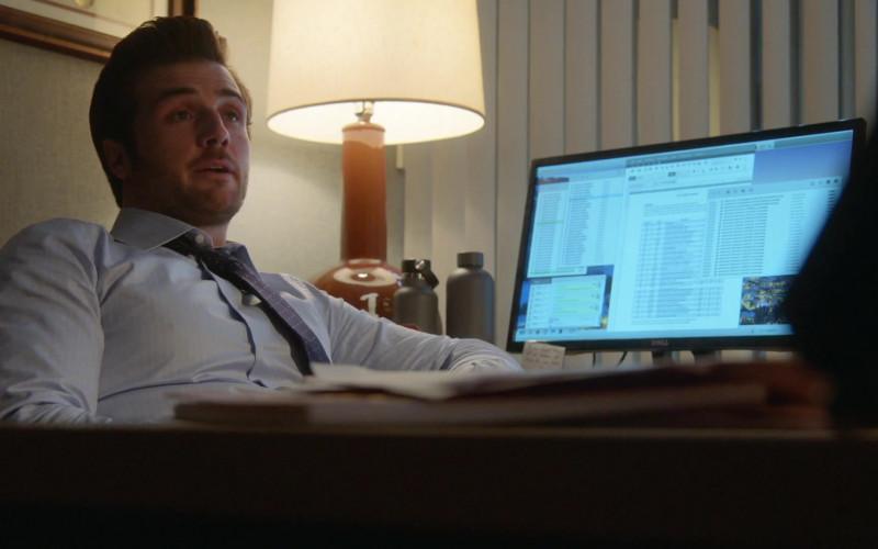Dell Monitors in Good Trouble S03E10 (2)