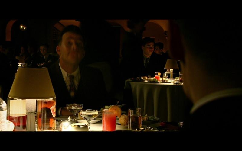 Dewar's White Label whisky in Public Enemies (2009)
