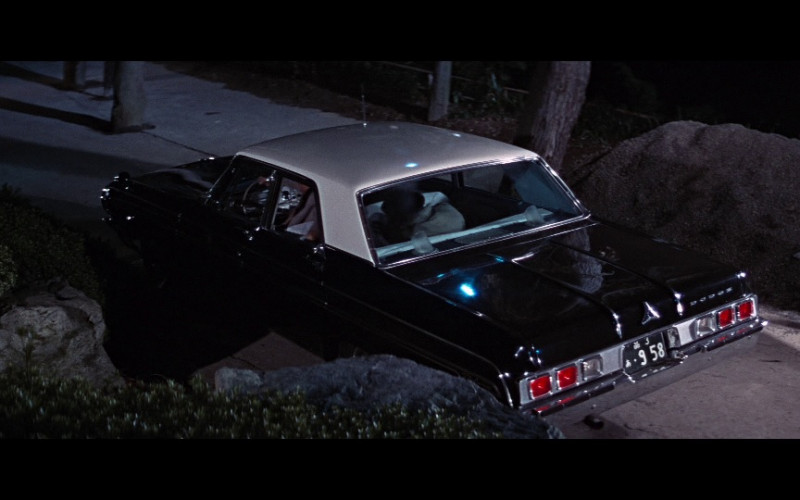 Dodge Polara Car in You Only Live Twice (1967)