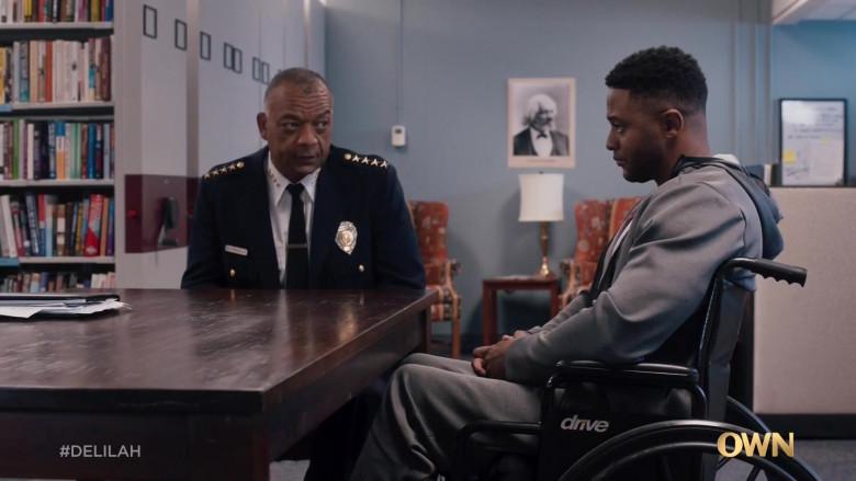 Drive Medical Wheelchair in Delilah S01E08 (1)