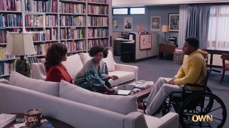 Drive Medical Wheelchair in Delilah S01E08 (2)