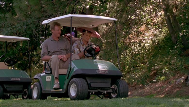 E-Z-GO Golf Carts in Space Jam (1996)