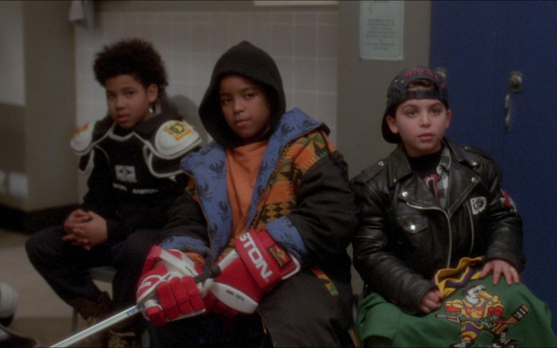 Easton Hockey Gloves in The Mighty Ducks (5)