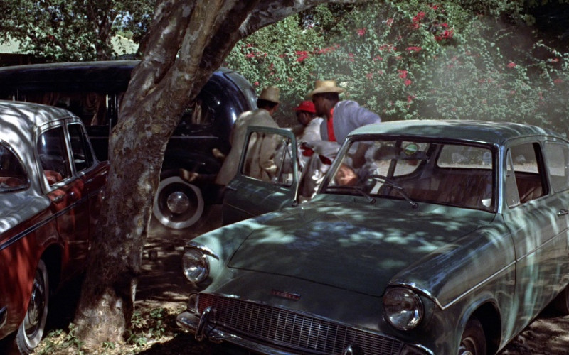 Ford Anglia Car in Dr. No (1962)