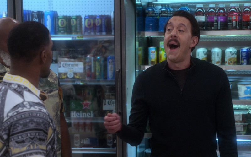 Foster's Beer, Corona Extra, Heineken, Miller Lite in Dad Stop Embarrassing Me! S01E07 #RichDadWokeDad (2021)