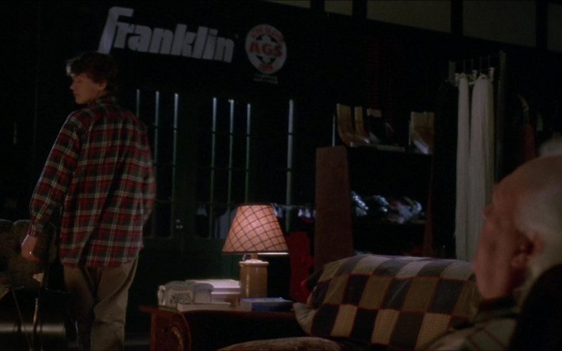 Franklin Sports in D3 The Mighty Ducks (1996)