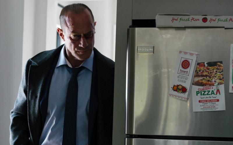 Frigidaire Refrigerator in Law & Order Organized Crime S01E03 Say Hello to My Little Friends (2021)
