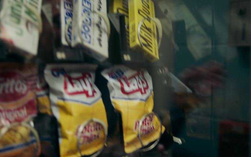 Fritos and Lay's Chips in Things Heard & Seen (2021)