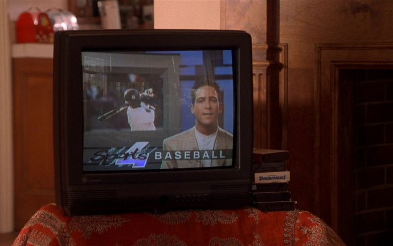 GE Television in Space Jam (1996)