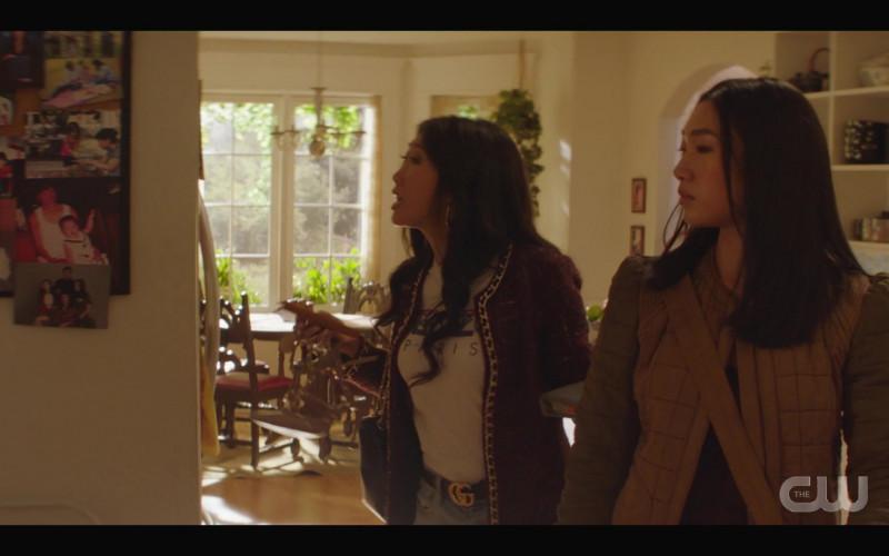Gucci Women's Belt in Kung Fu S01E02 Silence (2021)