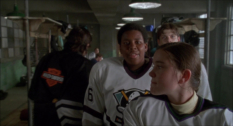 Harley-Davidson Hockey Jersey in D3 The Mighty Ducks (1)