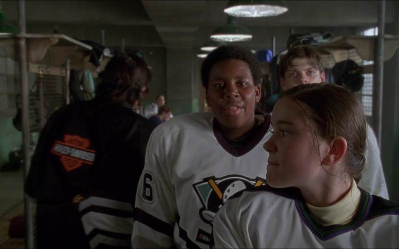 Harley-Davidson Hockey Jersey in D3 The Mighty Ducks (1)