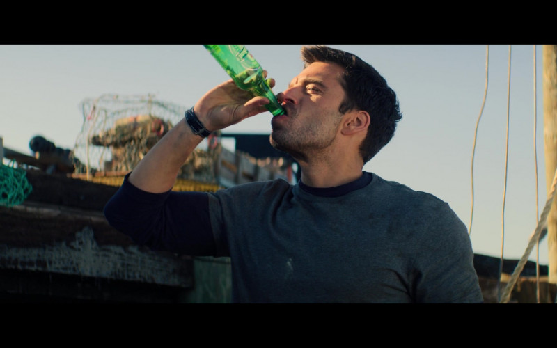 Heineken Beer Enjoyed by Sebastian Stan as Bucky Barnes in The Falcon and the Winter Soldier S04E11 Truth (2021)