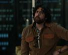 Indigofera Jacket and Sharpie Marker (around the neck) of Ad...