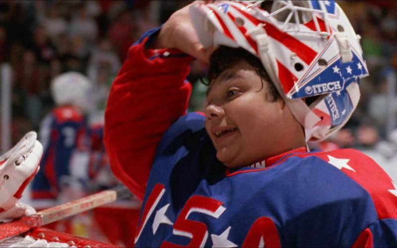 Itech Hockey Helmets in D2 The Mighty Ducks (1)