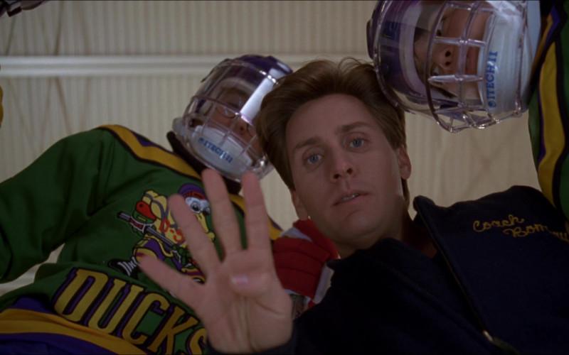 Itech Hockey Helmets in The Mighty Ducks (4)