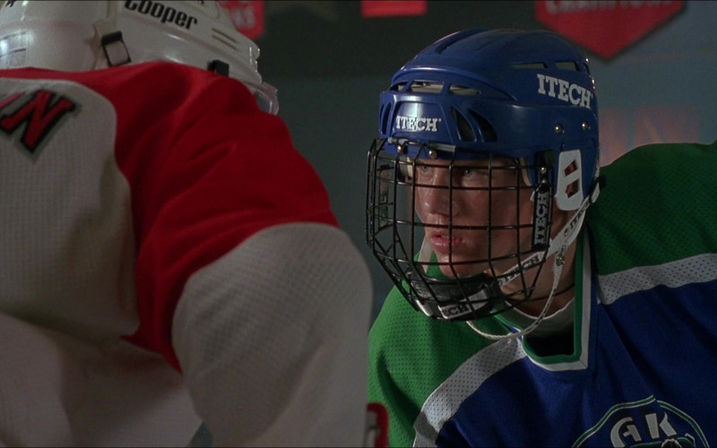 Itech Ice Hockey Helmets in D3 The Mighty Ducks 1996 Movie