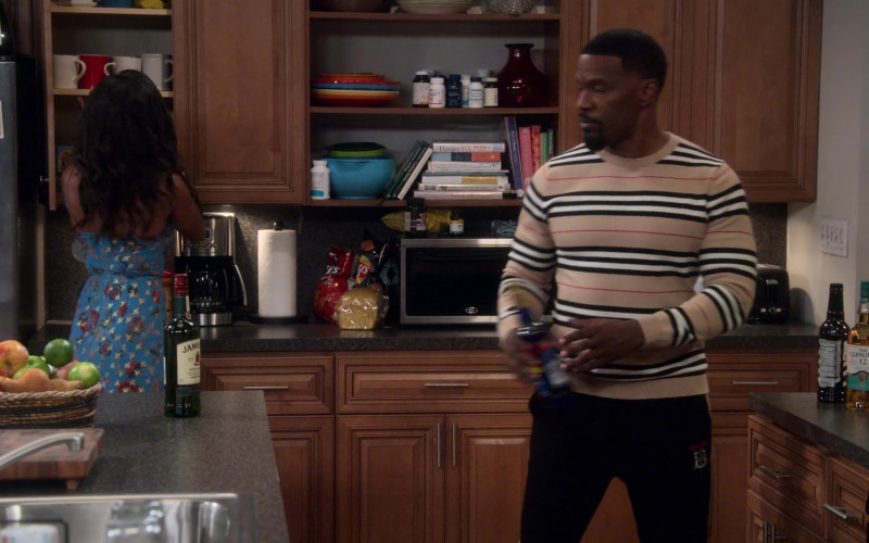 Jameson Whiskey and The Glenlivet 12 Year Old Whisky in Dad Stop Embarrassing Me! S01E06 #ThrillaOnTheGrilla (2021)