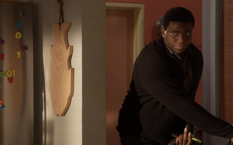 Kenmore Refrigerator in Station 19 S04E11 (2)