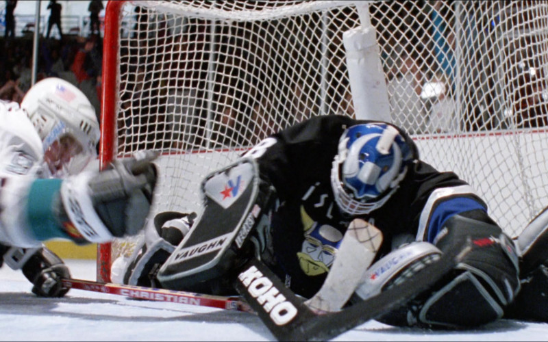 Koho Hockey Stick in D2 The Mighty Ducks (1994)