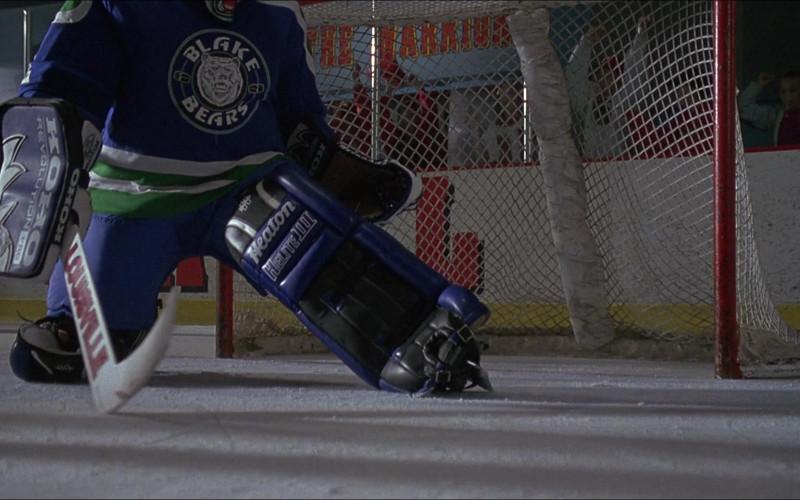 Koho and Heaton Hockey Gear in D3 The Mighty Ducks (1996)