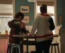 LG Dishwasher in The Equalizer S01E06 The Room Where It Hap...
