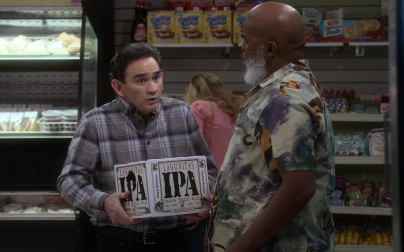 Lagunitas IPA (India Pale Ale) in Dad Stop Embarrassing Me! S01E07 #RichDadWokeDad (2021)