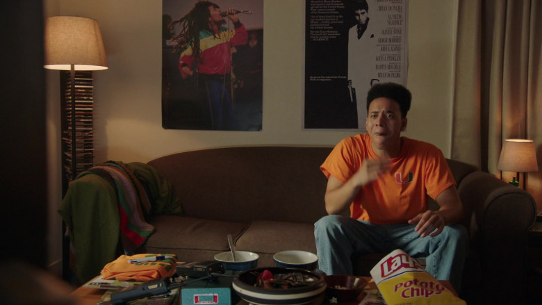 Lay's Chips in Young Rock S01E07 (1)