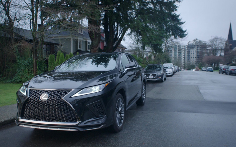 Lexus RX Car in A Million Little Things S03E09 The Lost Sheep (2021)