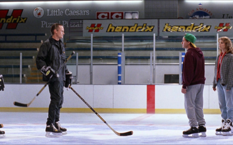 Little Caesars and CCM in D2 The Mighty Ducks (1994)