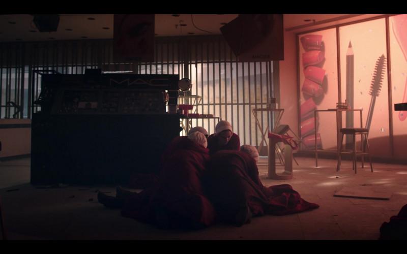 MAC Cosmetics in The Handmaid's Tale S04E01 Pigs (2021)