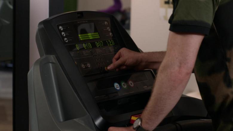 Matrix Fitness Treadmills in Shameless S11E11 (2)
