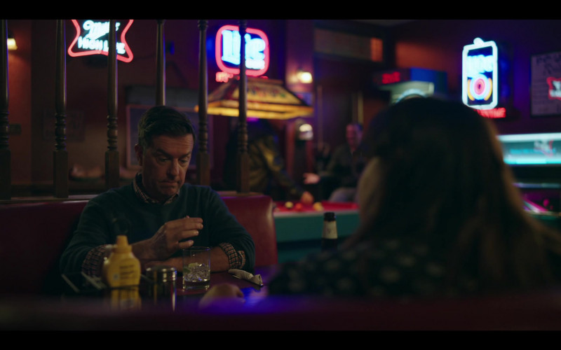 Miller Beer Neon Sign in Rutherford Falls S01E01 Pilot (2021)