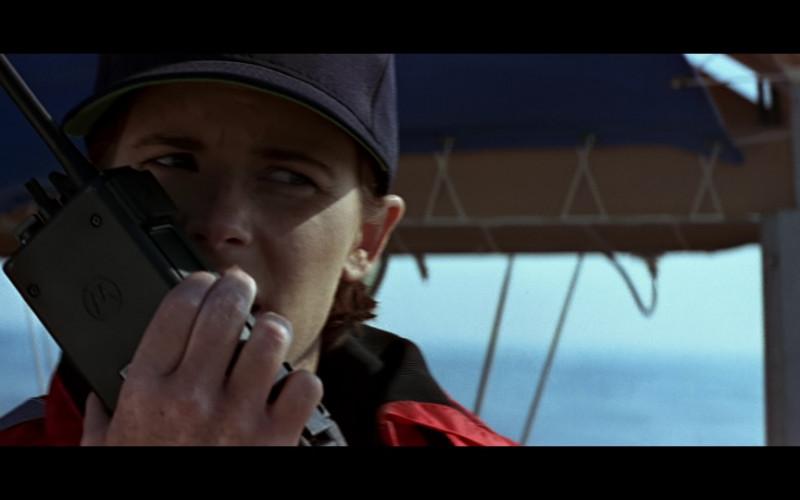 Motorola Radio in Clear and Present Danger (1994)