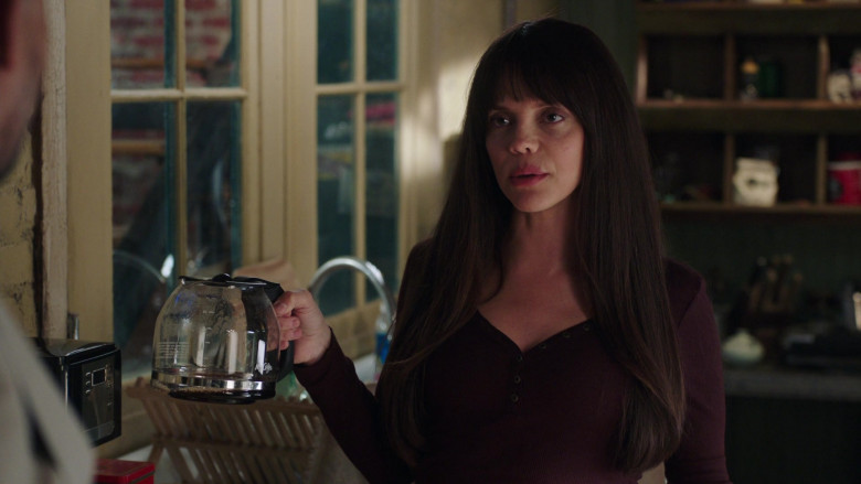 Mr. Coffee Coffeemaker in NCIS New Orleans S07E12 Once Upon a Time (2021)