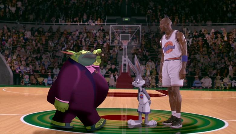 Nike Air Jordan 11 Sneakers Worn by Michael Jordan in Space Jam 1996 Movie (2)