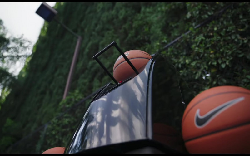 Nike Ball For Basketball in Space Jam 2 A New Legacy (2021)