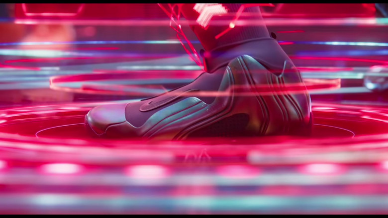 Nike Basketball Black Sneakers in Space Jam 2 A New Legacy (2021)