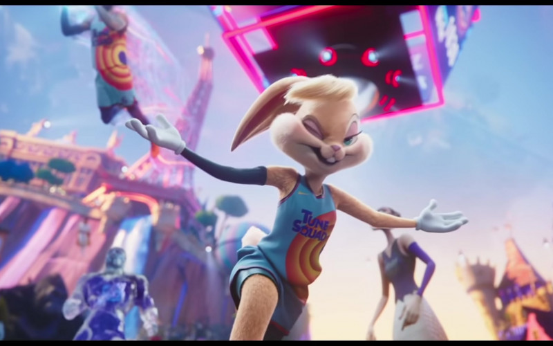 Nike Basketball Jerseys Worn by Looney Tunes Characters in Space Jam 2 – A New Legacy 2021 Movie (2)