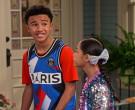 Nike Paris Saint-Germain Mesh Shirt of Cameron J. Wright as ...