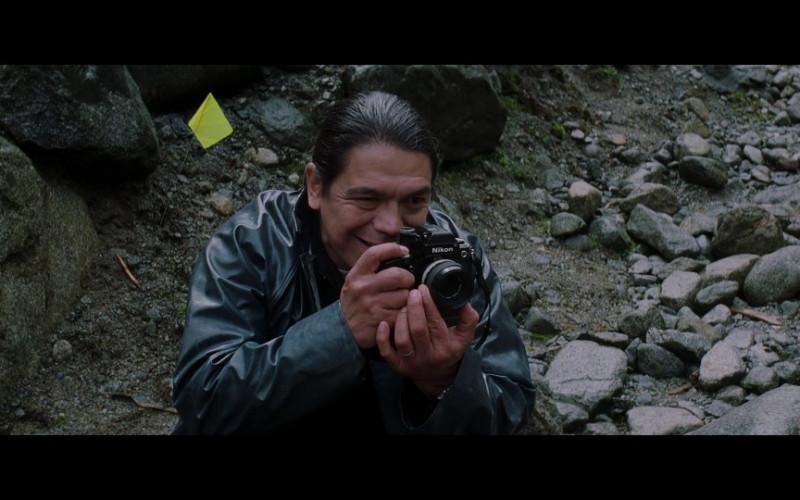 Nikon Camera in Insomnia (2002)