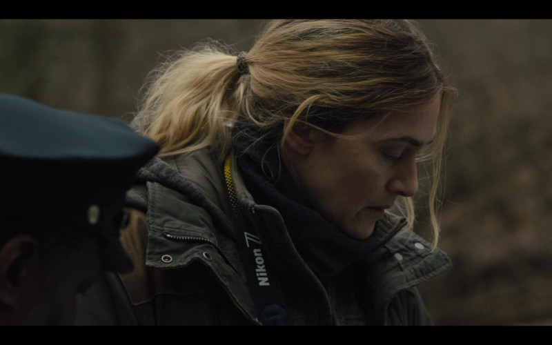 Nikon Z Series Camera of Kate Winslet as Det. Mare Sheehan in Mare of Easttown S01E02 (1)