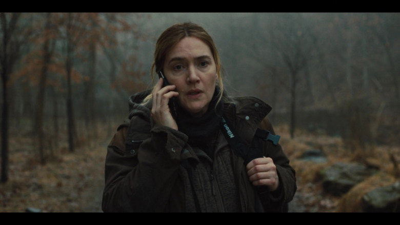 Nikon Z Series Camera of Kate Winslet as Det. Mare Sheehan in Mare of Easttown S01E02 (2)