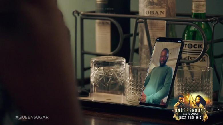 OBAN Single Malt Scotch Whisky in Queen Sugar S05E08 June 3, 2020 (2021)
