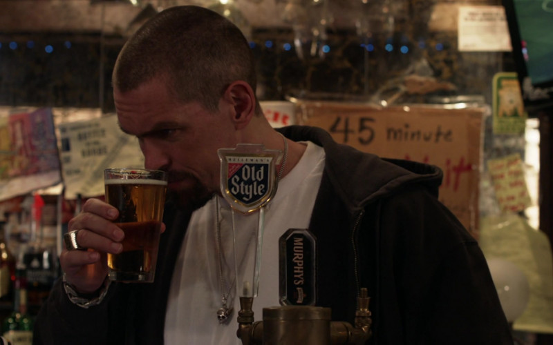 Old Style Beer & Murphy's Irish Stout in Shameless S11E11 The Fickle Lady is Calling it Quits (2021)