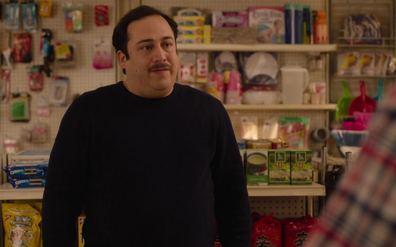 Oreo Cookies in Kim's Convenience S05E12 Hugs & Prayers (2021)
