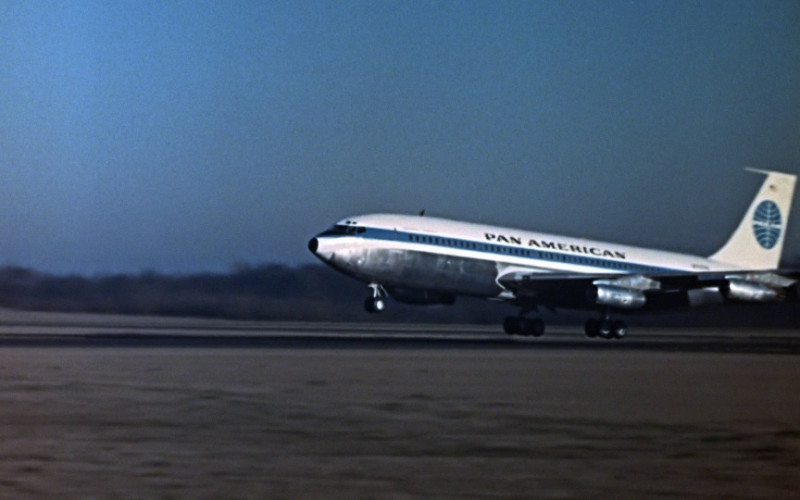 Pan American World Airways in Dr. No (1962)