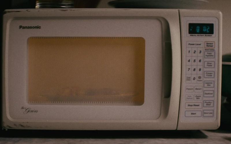 Panasonic Microwave Oven in Nobody (2021)