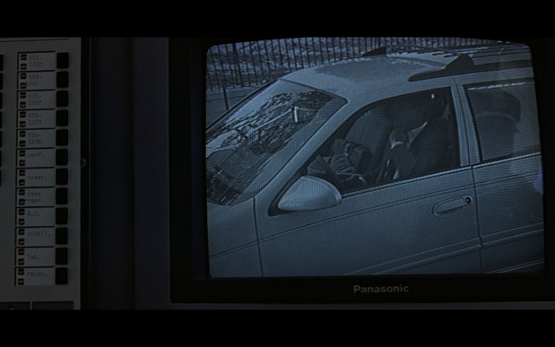 Panasonic monitor in Clear and Present Danger (1994)