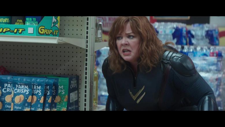 ParmCrisps Snacks in Thunder Force (2021)